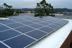 commercial solar installers Sonoma County, Marin County and Napa County