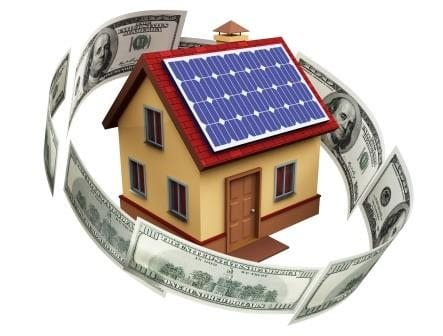 Solar power financing, Sonoma County, Marin County and Napa County.